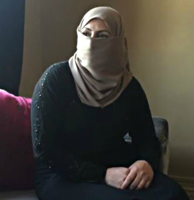 Leena, ISIS defector (screenshot)