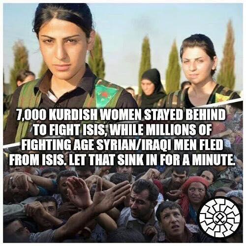 KurdishFemaleFighter001