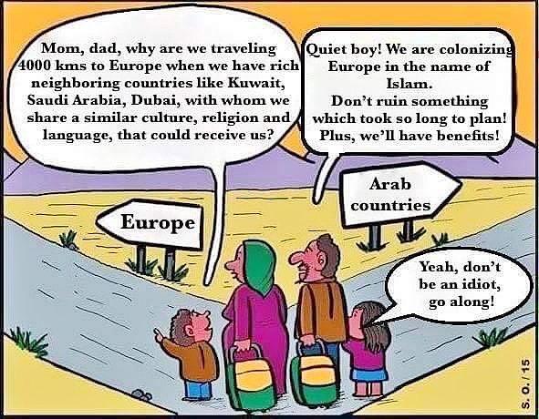 Muslim Colonizers