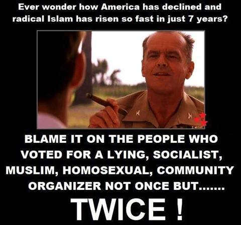 America decline Islam rise