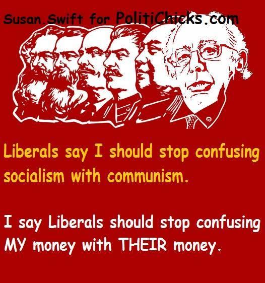 Bernie Sanders Socialism and Communism