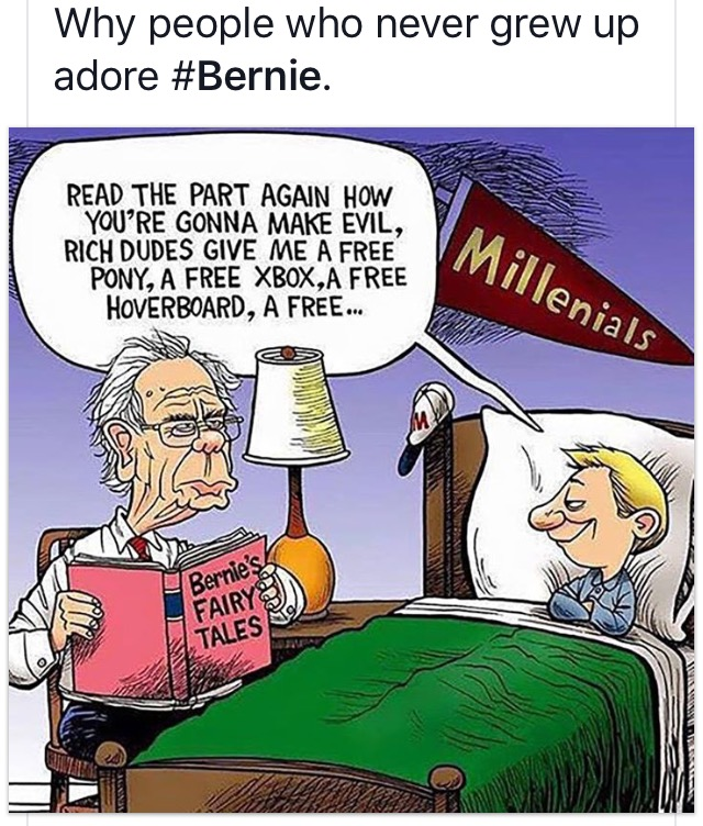 Uncle Bernie Fairy Tales