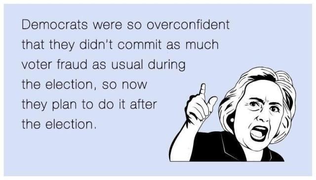 democrat-fraud