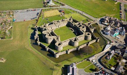 Castle Beaumaris Source: CadwWales.gov Wikipedia (ogl)