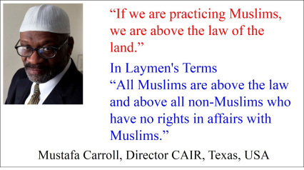 Image result for pics of sharia law in america